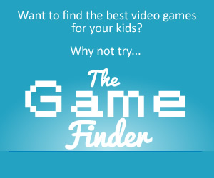 The Game Finder | Find the best video games for your kids