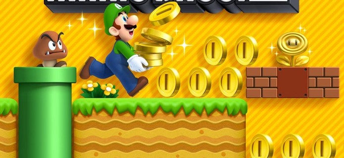 New Super Mario Bros  2 Available To Download Now