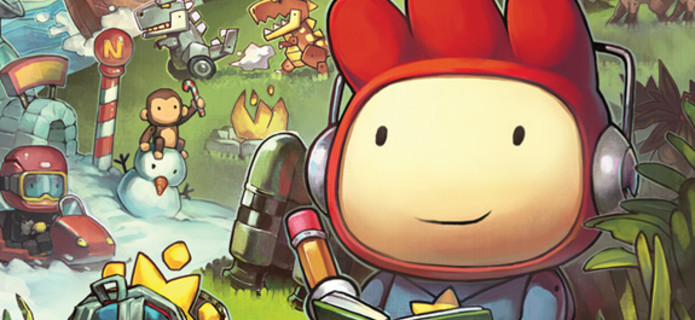 Scribblenauts Unlimited delayed  Everybody Plays