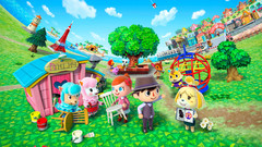 Animal Crossing: New Leaf  Previews