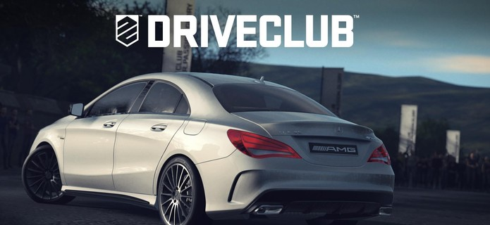 Drive Club burns rubber on PS4