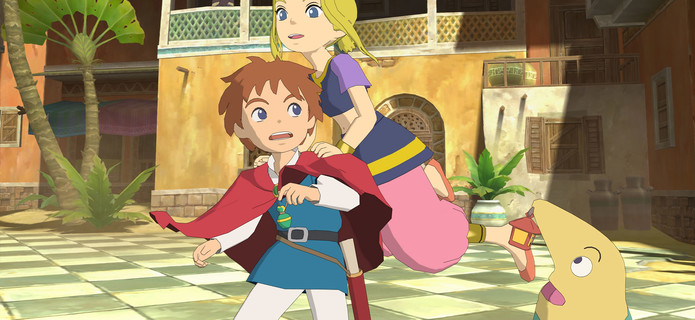 Ni No Kuni Wrath of the White Witch Review  Everybody Plays