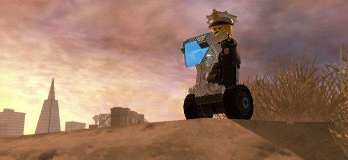 Things to do in LEGO City Undercover