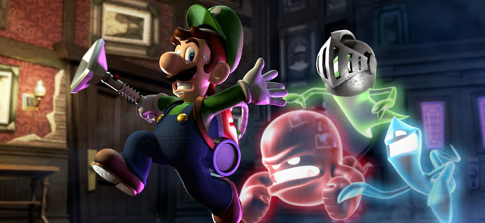 Parents Guide Luigis Mansion 2  Age rating mature content and difficulty  Everybody Plays