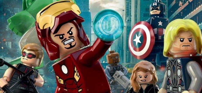 A sneaky peek at Lego Marvel Super Heroes  Everybody Plays