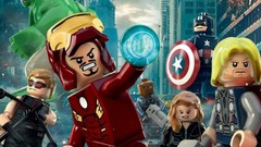 A sneaky peek at Lego Marvel Super Heroes