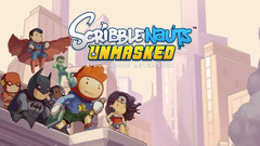 Scribblenauts Unmasked: A DC Comics Adventure announced