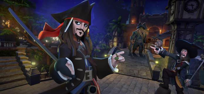 Pirates of the Caribbean Drops Anchor on Disney Infinity
