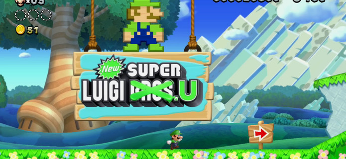 New Super Luigi U gets release date for this summer