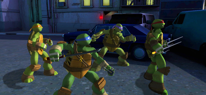 Parents Guide Teenage Mutant Ninja Turtles  Age rating mature content and difficulty  Everybody Plays