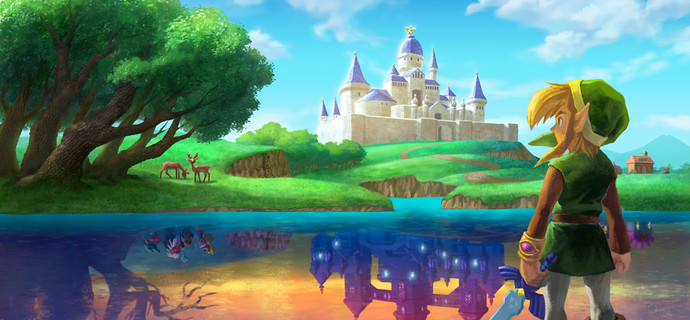 The Legend of Zelda A Link Between Worlds Review  Everybody Plays