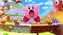 Kirby Triple Deluxe  Previews