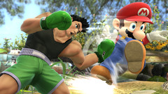 A new Smash Bros character, a Mario Kart 8 date and Bayonetta 2