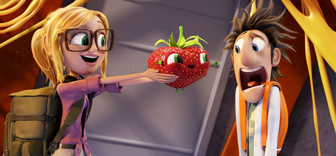 Cloudy with a Chance of Meatballs 2 3DS Review  Everybody Plays