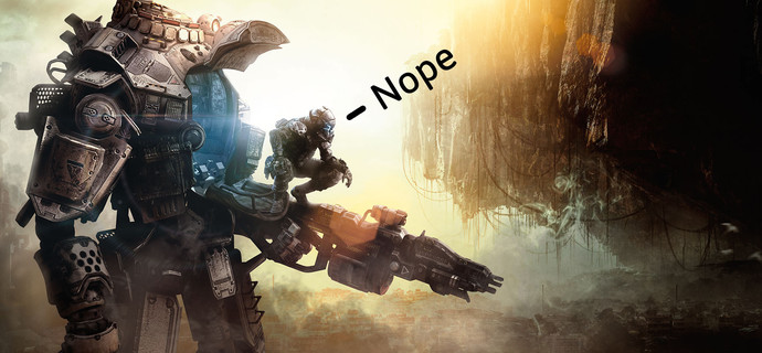 Why I wont be buying Titanfall