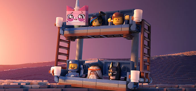 Parents Guide The Lego Movie Video Game  Age rating mature content and difficulty  Everybody Plays