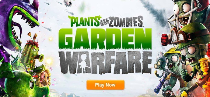 Plants vs Zombies Garden Warfare Review  Everybody Plays