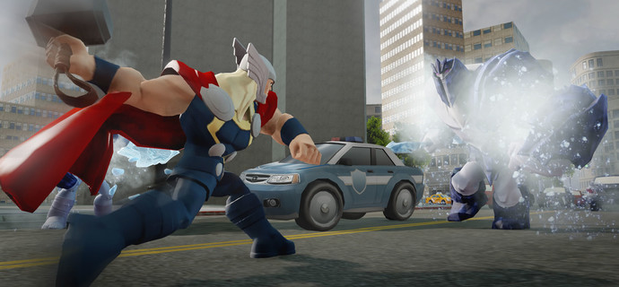 Disney Infinity 20 Marvel Superheroes What it is and everything we know