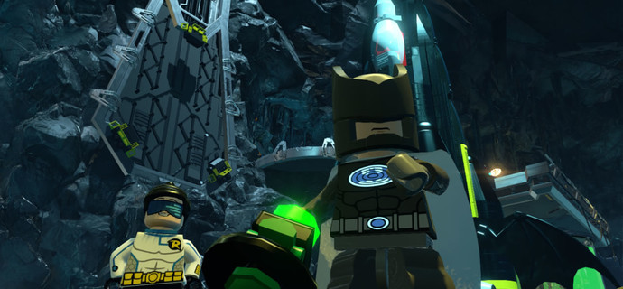LEGO Batman 3 Beyond Gotham Preview Its out of this world