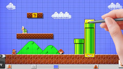 Creating our own levels in Mario Maker
