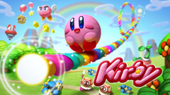Kirby and the Rainbow Curse  Previews