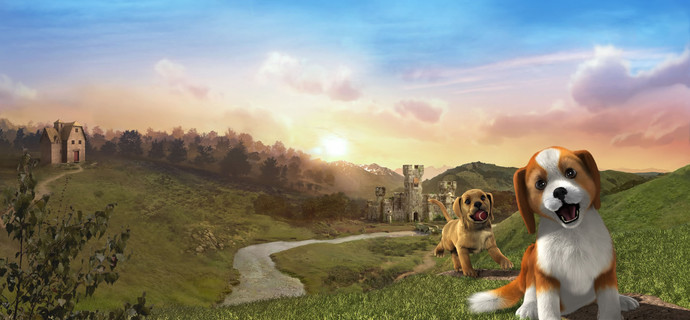 Playstation Vita Pets Review Dodgy Doggy