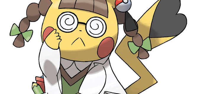 Pikachu Cosplay  Pokemon Contests and new Mega mon in the Ruby and Sapphire Remakes