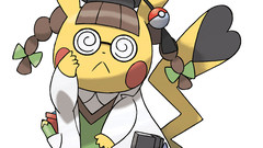 Pikachu Cosplay,  Pokemon Contests and new Mega 'mon in the Ruby and Sapphire Remakes