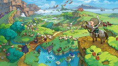 Fantasy Life Preview: Somewhere far beyond
