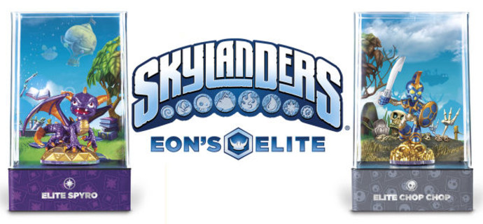 Skylanders Eons Elite toys launching in Autumn