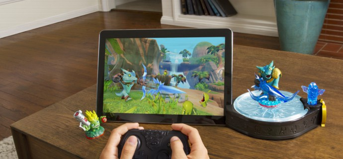 Skylanders Trap Team now coming to tablets  Everybody Plays