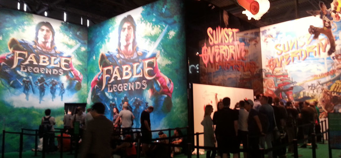 Gamescom 2014 Trip Report   The week that was in Germany