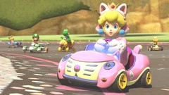 Animal Crossing villager, Link and Cat Peach come to Mario Kart 8 as DLC