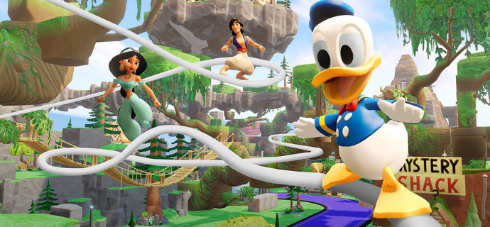 Disney Infinity 20 Hands-on with Toy Box 20  Everybody Plays