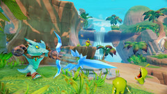 Interview: Skylanders Trap Team - High end 'rawwwr'