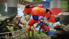 Big Hero 6's Hiro and Baymax come to Disney Infinity 2.0