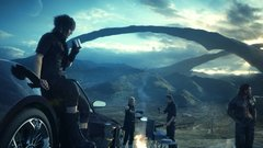 Final Fantasy XV trailer takes us on a road trip