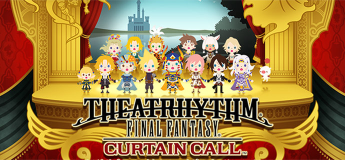 Theatrhythm Final Fantasy Curtain Call Review Gold Saucer Arcade  Everybody Plays