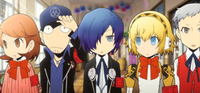 Persona Q gets European release date trailer and Wild Cards Premium Edition