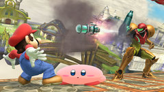Super Smash Bros Wii U is out this year
