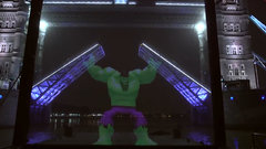 Superheroes invade London for Disney Infinity 2.0