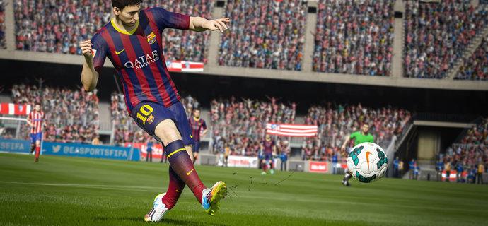 FIFA 15 Review Ballin