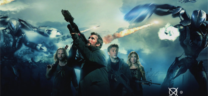 Falling Skies The Game Review