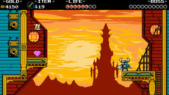 Shovel Knight Review: Everyday I'm shovelin'