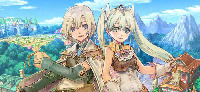 Rune Factory 4 UKEU release update PEGI Rating get