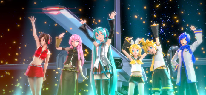 Hatsune Miku Project DIVA F 2nd Review  Everybody Plays