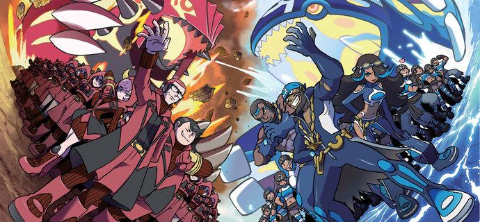 Pok�mon Omega RubyAlpha Sapphire Review