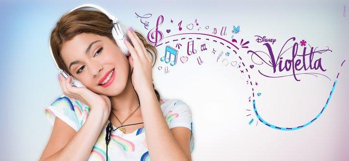Violetta Rhythm &amp Music Es una mierda