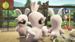 Rabbids Invasion: The Interactive TV Show Review