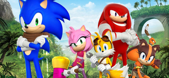 Sonic Boom Shattered Crystal Review How the mighty have fallen